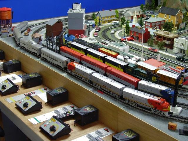 Greater baton rouge model railroaders